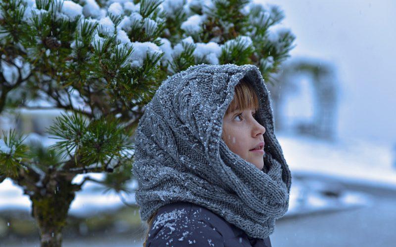 Jaki szal wybrać na zimę?